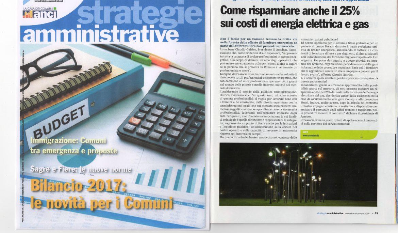 Articolo – ANCI Lombardia