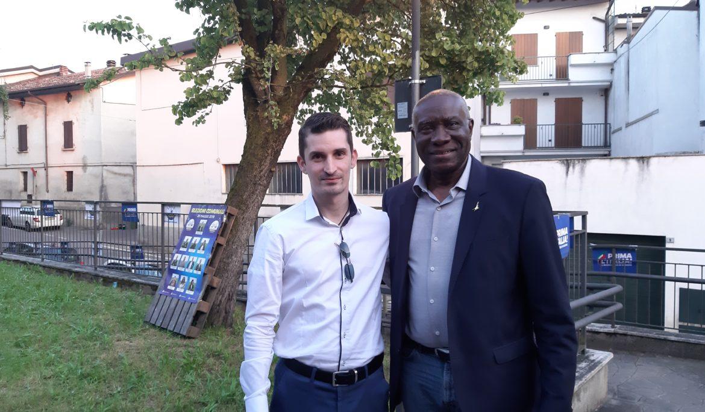 Incontro Con Il Senatore Della Lega Toni Iwobi